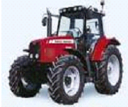 MF-tractor