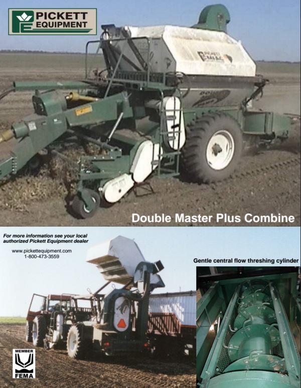Picket Double Master Plus Combine