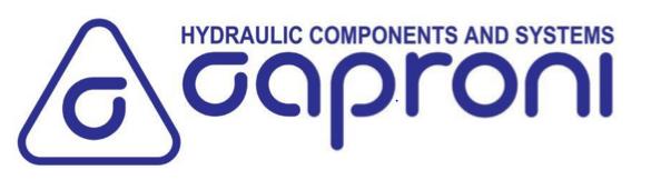 Hydraulics-Caproni logo