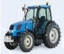 Landini-tractor